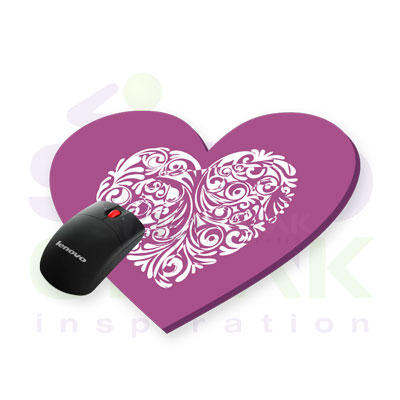 Mouse Pad Love siapcetak