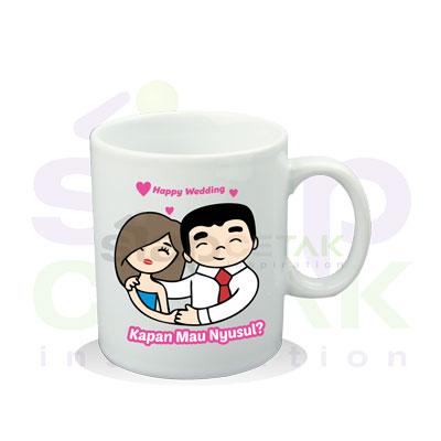 Mug Standar Full Color siapcetak
