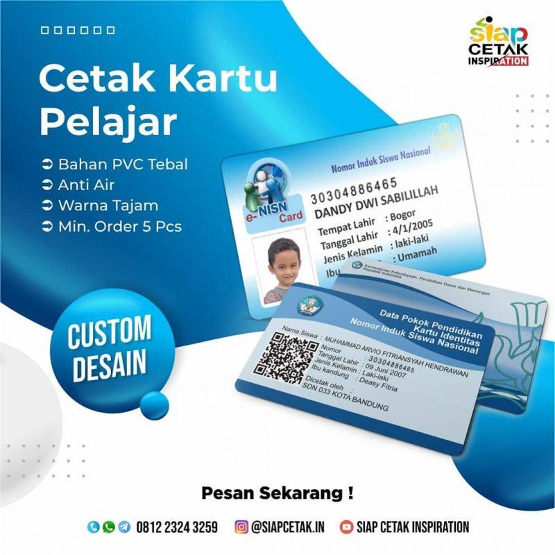 Cara Menemukan Tempat Cetak ID Card Murah dan Berkualitas