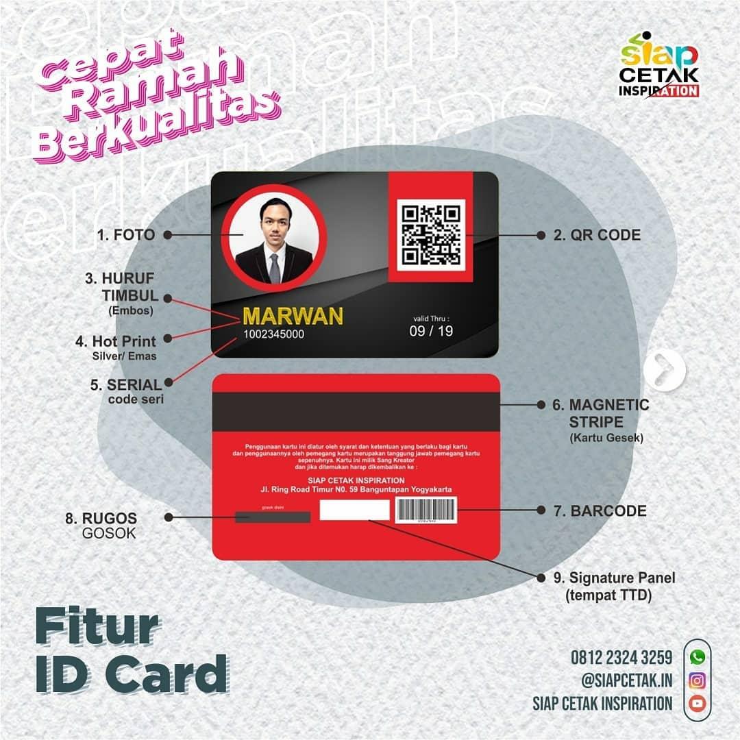 Penyesuaian Harga Cetak ID Card dari Berbagai Sudut Pandang