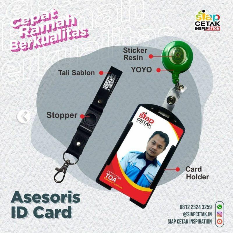 Ini Dia Tips Memilih Jasa Cetak ID Card Murah dan Terpercaya