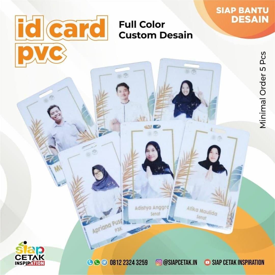 Ini Dia Rekomendasi Jasa Cetak ID Card Murah di Indonesia