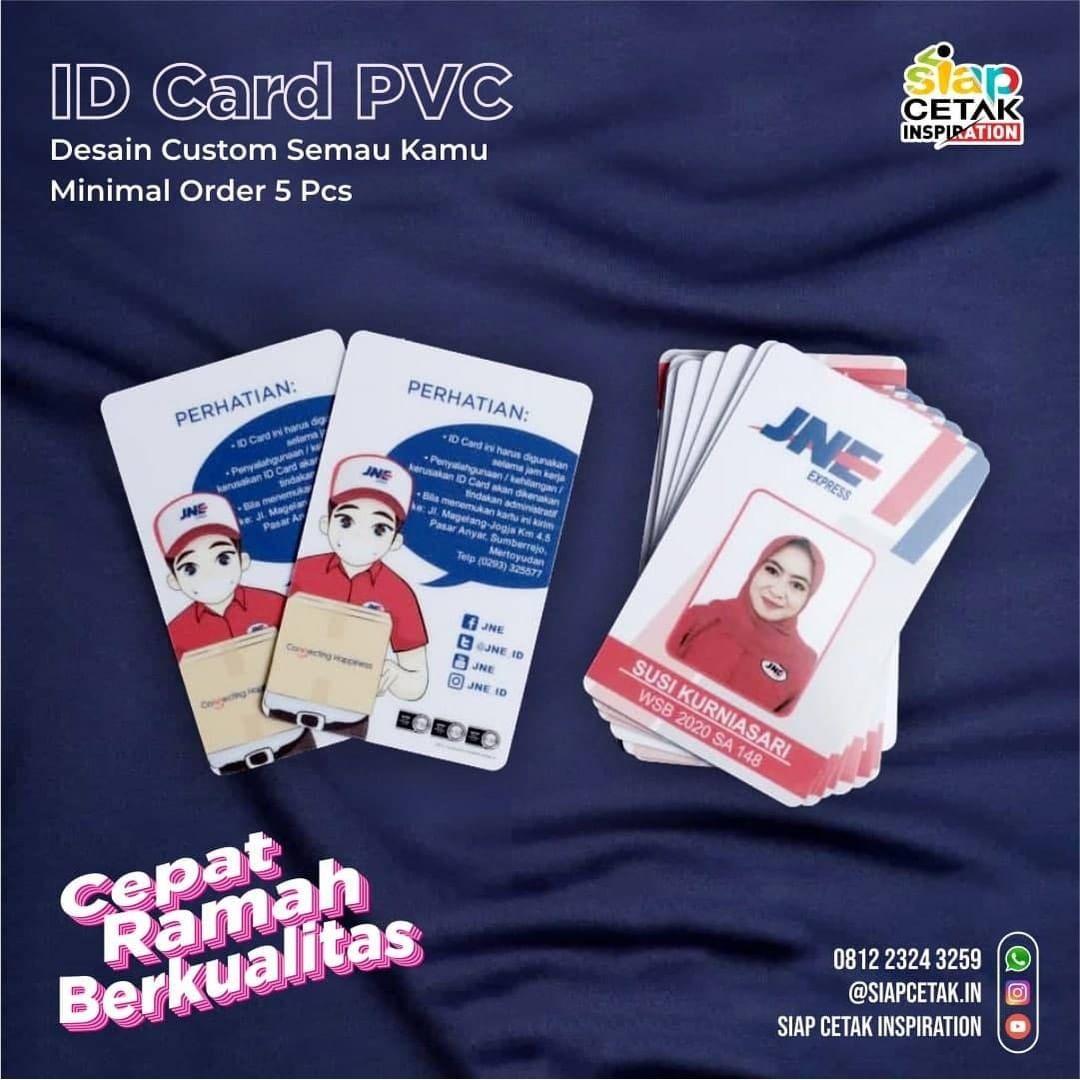 Bikin ID Card Satuan di SiapCetakin Aja! Pasti Puas